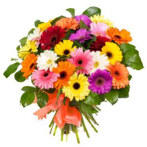 Mazzo Di Fiori Per Un Amica.Bouquet E Mazzo Di Fiori Per I 18 Anni