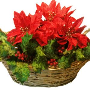 Canestro natalizio online
