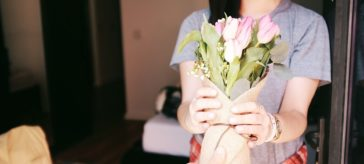 Bouquet di Fiori per compleanno della mamma