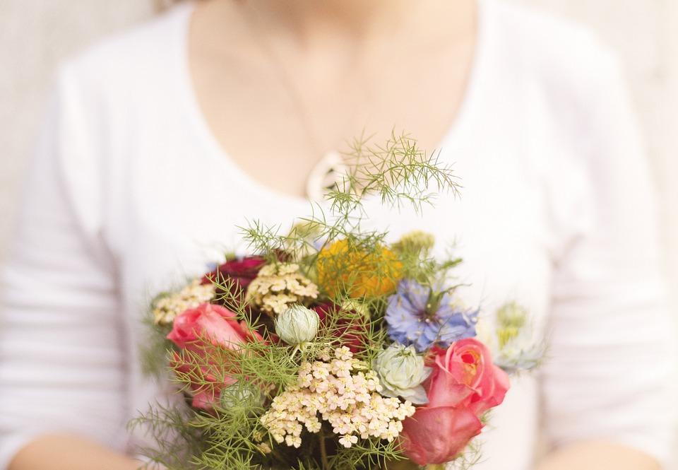Assez Bouquet e Mazzo di Fiori per i 18 Anni CK33
