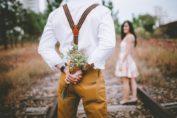 Mazzo di fiori per fidanzata