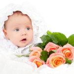 Scegli il bouquet o il mazzo di fiori ideale per una nascita