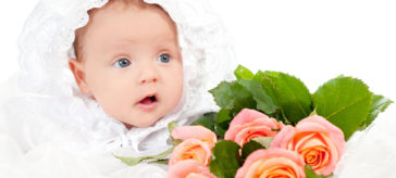 Fiori per una nascita