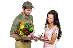 Mandare mazzo di fiori a domicilio