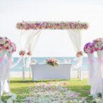 Fiori per il matrimonio: come scegliere gli addobbi e gli allestimenti floreali per le nozze?