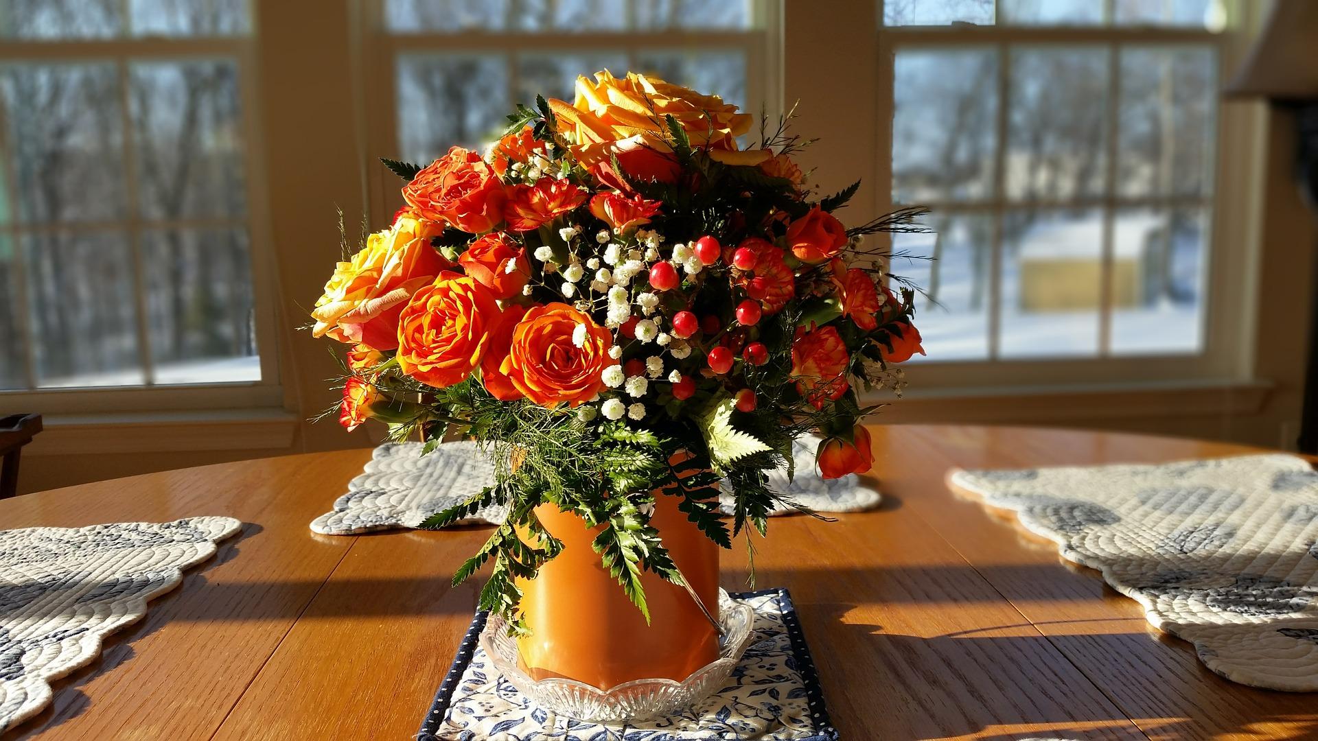 Centrotavola di fiori, Come Realizzarli e Tante Idee
