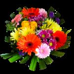idea regalo per la festa della mamma - bouquet colorato