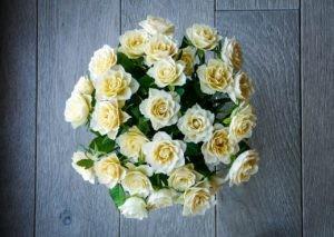 Boquet fiori bianchi